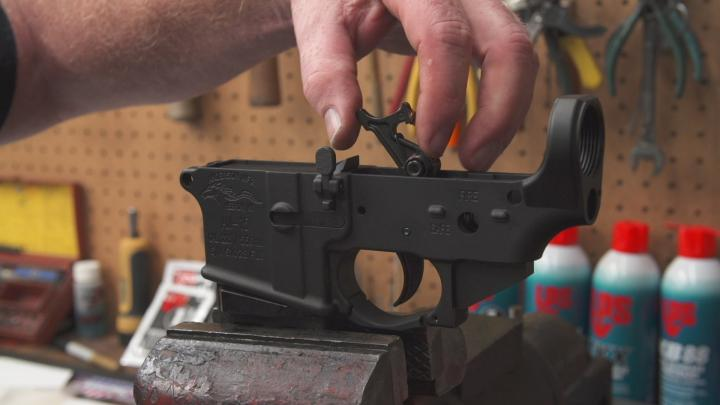 How To AR-15 Lower Receiver Build - YouTube