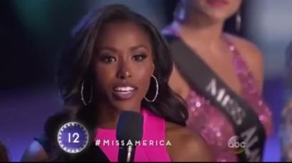 Miss South Carolina responds to gun control question during Miss America pageant (VIDEO)