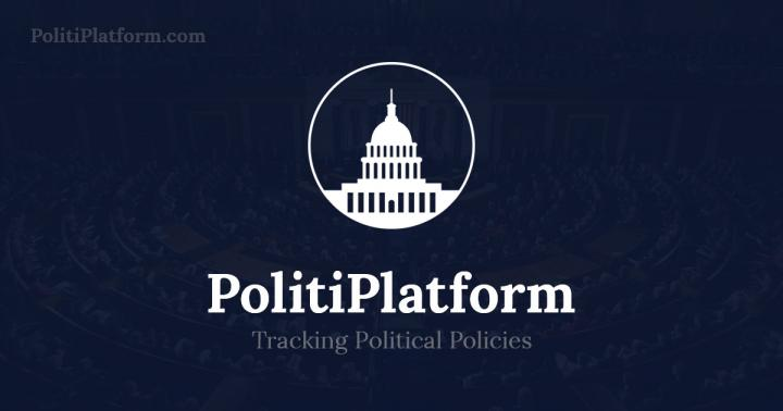 PolitiPlatform - Tracking Political Policies