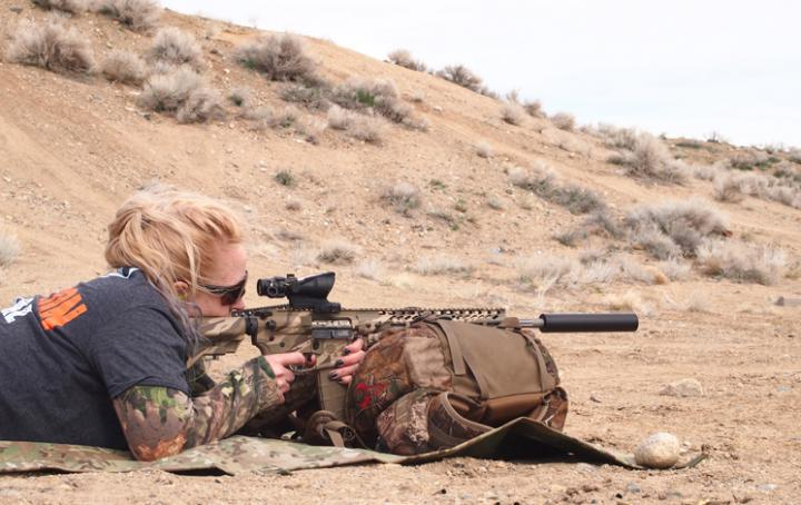 Shooting Illustrated | Axelson Tactical Rifle Review